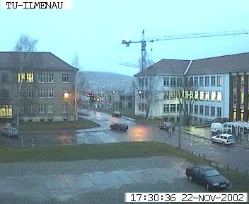 Wetter In Ilmenau